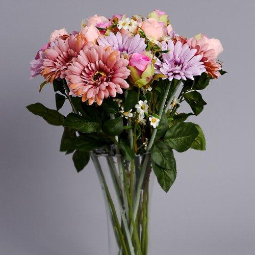 Artificial Gerbera silk flowers 3