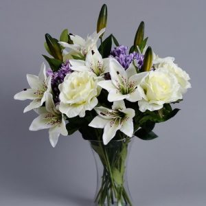 artificial flower silk flowers (4)_2