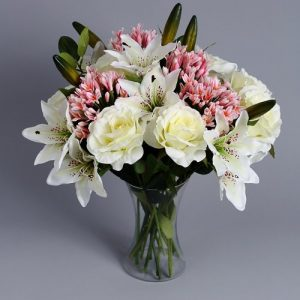 artificial flowers silk flowers