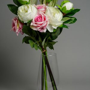Artificial Valentine's Flowers