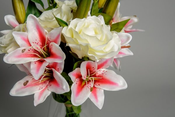artificial lily
