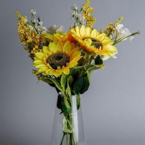 Artificial Sunflower Arrangement