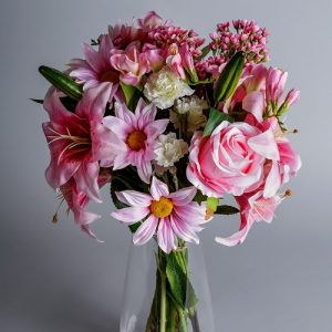 Fake Flower Arrangement