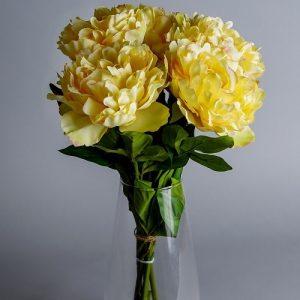 peony silk flowers