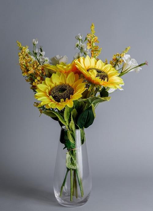 Artificial Transitional Flowers (Sunflower)