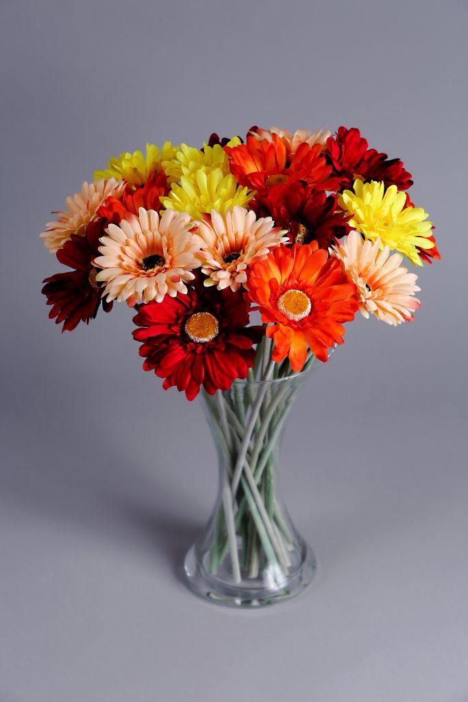 Artificial Transitional Flowers (Gerberas)