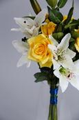 Artificial Wedding Flowers (Lilies)