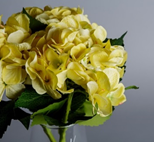 Artificial Wedding Flowers (Hydrangeas)