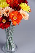 Artificial Autumn Flowers